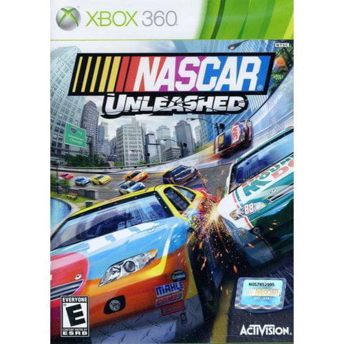 NASCAR Unleashed (Xbox 360)