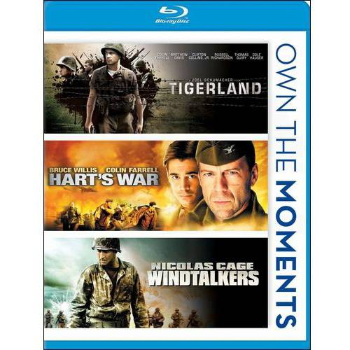 Tigerland / Hart's War / Windtalkers (Blu-ray) (Widescreen) MGMBRM128451