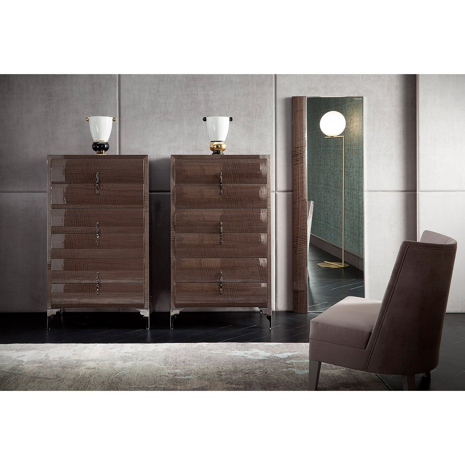 Rossetto Dune 6 Drawer Chest by