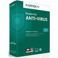 Kaspersky Anti-Virus 2015 for 3 PCs (Key Card)