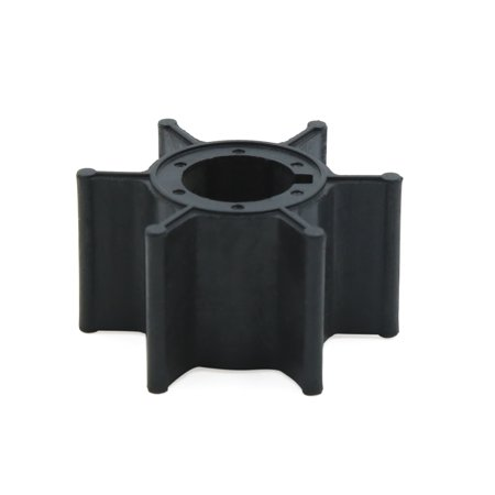 Boat Outboard Water Pump Impeller Replacement for Yamaha 6 8hp 662-44352-01-00 - image 2 of 5