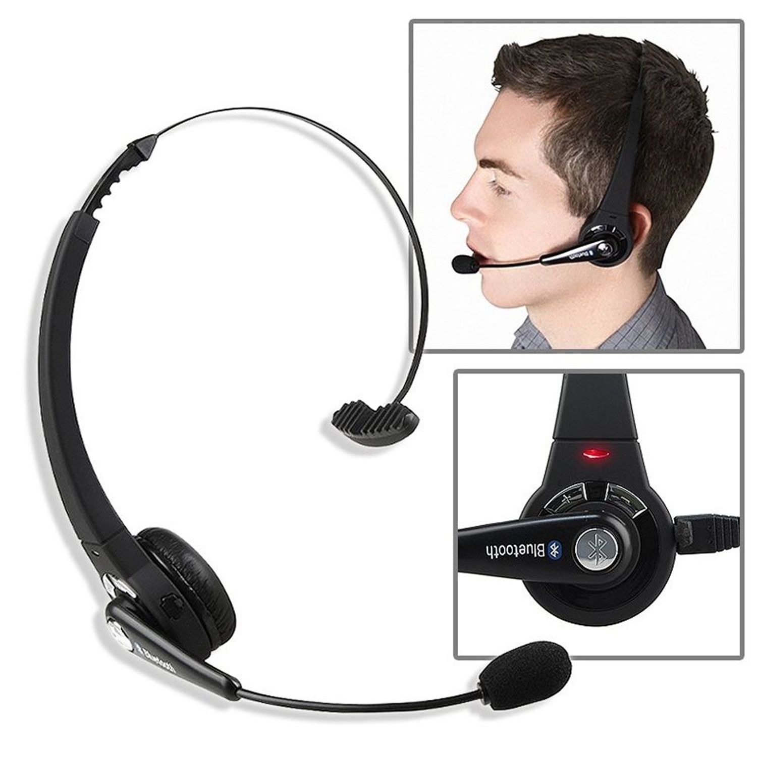 Insten Wireless bluet ooth Gaming Headset for PS3 SONY PLAYSTATION 3