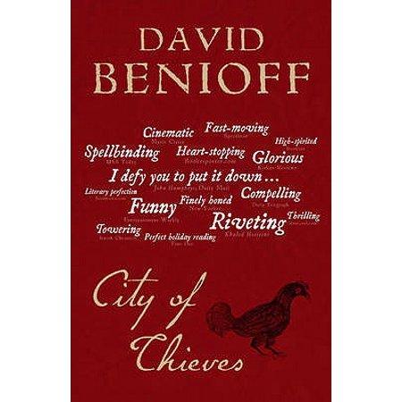 City of Thieves. David Benioff ()