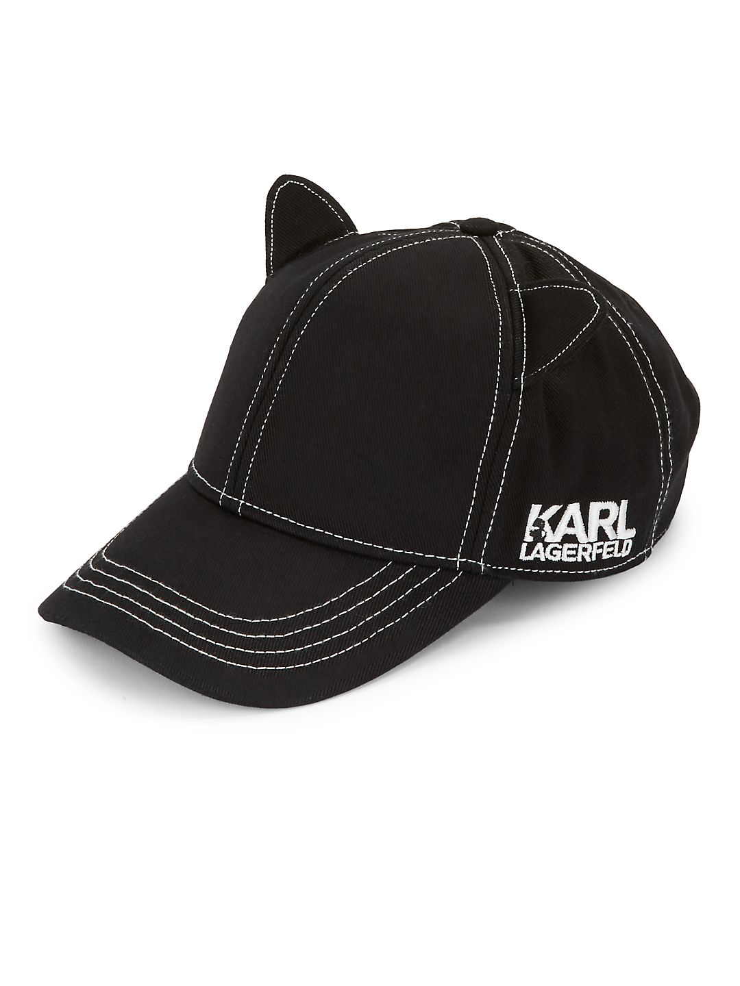 Cat Ears Baseball Hat
