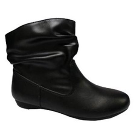 Wonder Nation Girls' Slouch Bootie