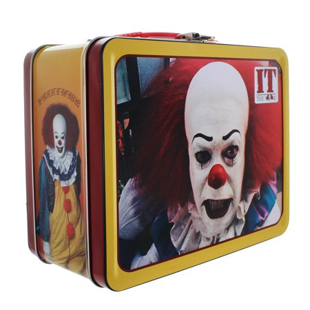 Stephen King's IT Pennywise Retro Tin Lunchbox