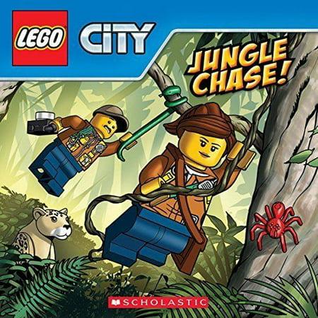 Landers Ace/ Lee Paul (Ilt)-Jungle Chase! BOOK (Lynn Chase Jungle)