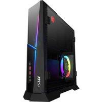 MSI Trident X Plus 9SD 042USGaming Desktop, Intel Core i7 (9th Gen) i7-9700K, NVIDIA® GeForce® RTX 2070 ARMOR 8G, 2 TB HDD - 512 GB SSD, 16 GB DDR4 SDRAM, TridentX042