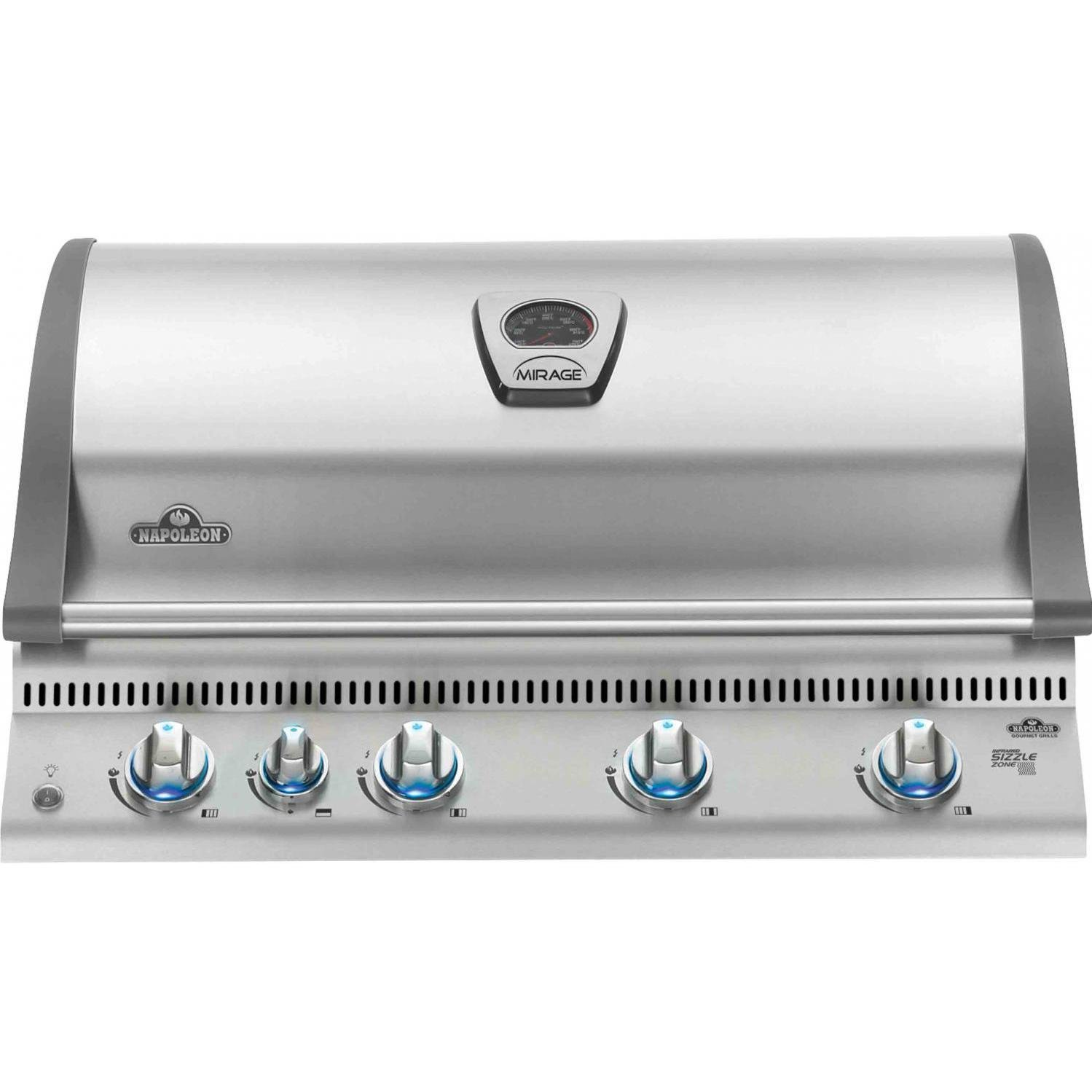 Napoleon BIM605RBINSS-2 Mirage Built-In Natural Gas Grill