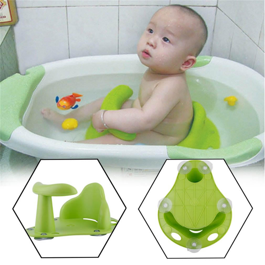 Baby Safety Security Chair Bath Tub Ring Seat Infant Chil...