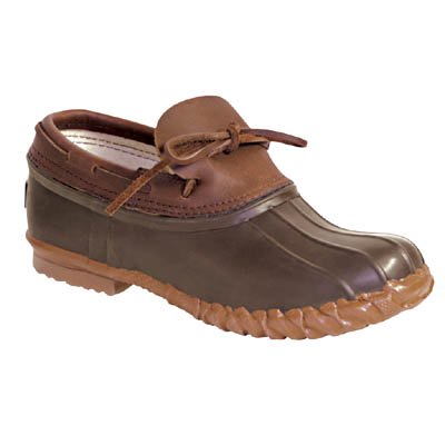 Mens Duck Shoes Slip On