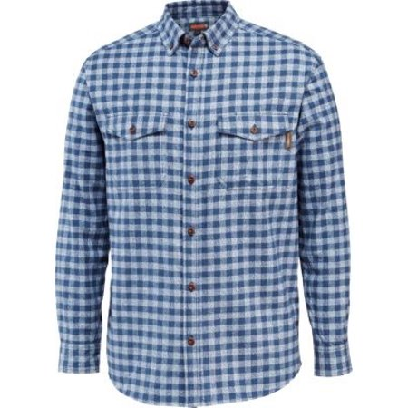 3065cb784d Wolverine - DRUMMOND LONG SLEEVE FLANNEL SHIRT