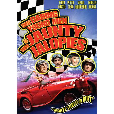 Monte Carlo or Bust [Those Daring Young Men in Their Jaunty Jalopies] (Vudu Digital Video on