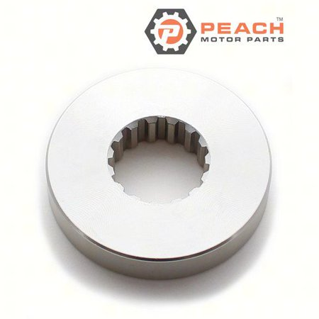 Peach Motor Parts PM-688-45997-01-00  PM-688-45997-01-00 Spacer, Propeller Lower Unit Gearcase; Replaces Yamaha®: 688-45997-01-00, 688-45997-00-00, Sierra®: 18-4274, GLM®: 22191, Mallory®: 9-73915