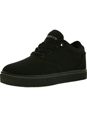 Heelys Launch Black Ankle-High Fashion Sneaker - 4M