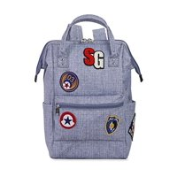 Artz Laptop Backpack with Patches