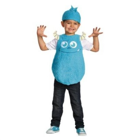 Disguise Monsters University Sulley Toddler Halloween Costume (MEDIUM (3T-4T)) by Disguise Costumes (Monsters University Halloween Costumes Toddler)
