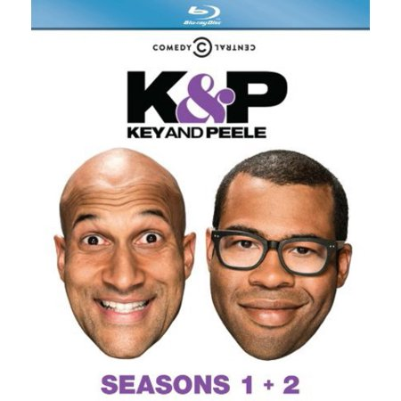 Key and Peele: Seasons One and Two (Blu-ray) (Best Key And Peele Sketches)