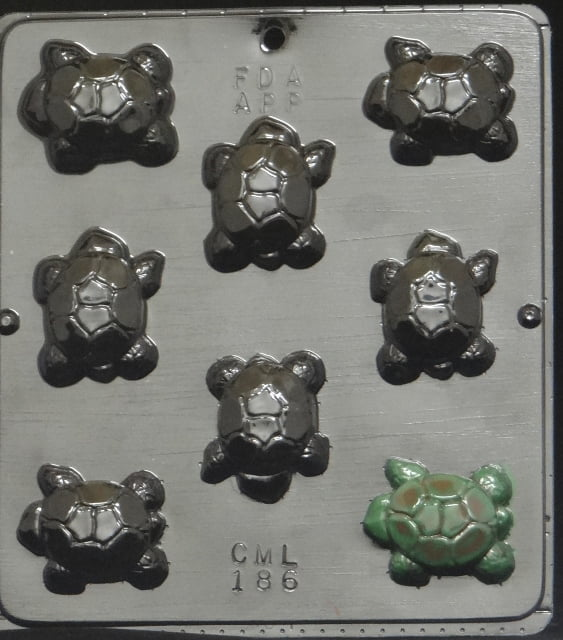 Small Turtle Chocolate Candy Mold Candy Making  110 NEW
