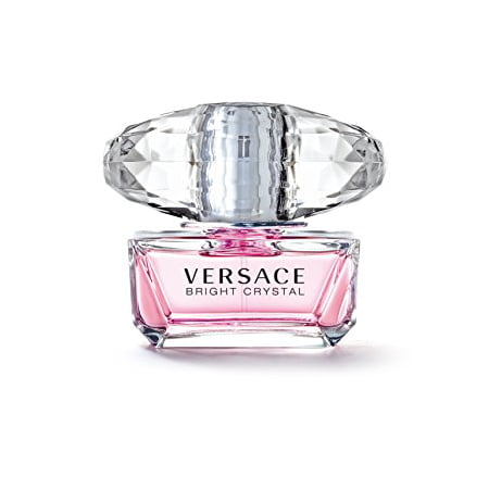 Versace Bright Crystal Mini Eau de Toilette Perfume for Women, .17 oz