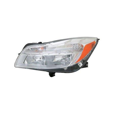 NEW LEFT SIDE HEADLIGHT LIGHT FITS BUICK REGAL CXL 2011 PREMIUM 2013 GM2502353 Buick Regal Headlamp Headlight Lamp