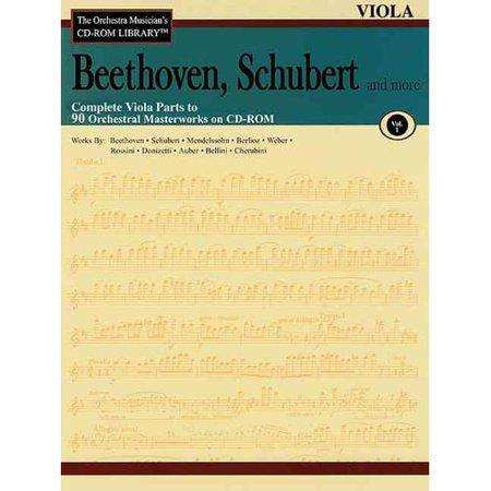 Beethoven, Schubert And More: Viola