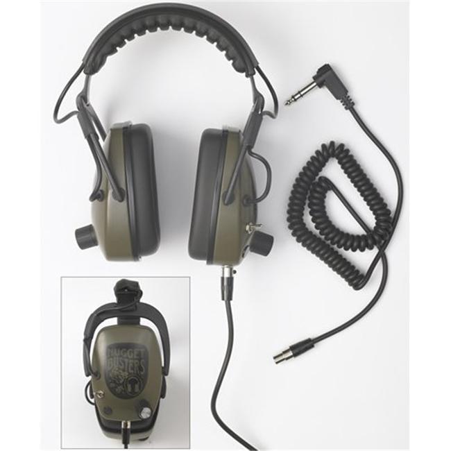 DetectorPro Headphones NBNDT Nugget Buster NDT