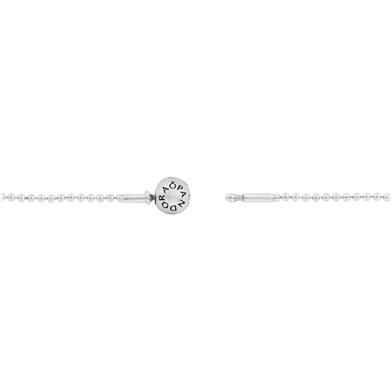 7a92a9127 For additional warranty related issues or information, please contact us  directly. Pandora Essence Silver Ball Chain Bracelet 59600219