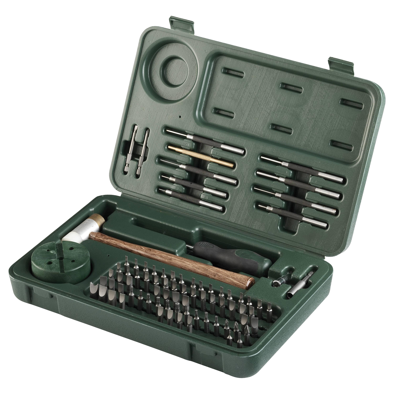 Weaver 88-Piece Gunsmith 849719 Screwdriver Tool Kit Magnetic Tip Driver