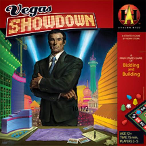 Vegas Showdown (1st Printing) New by Avalon Hill