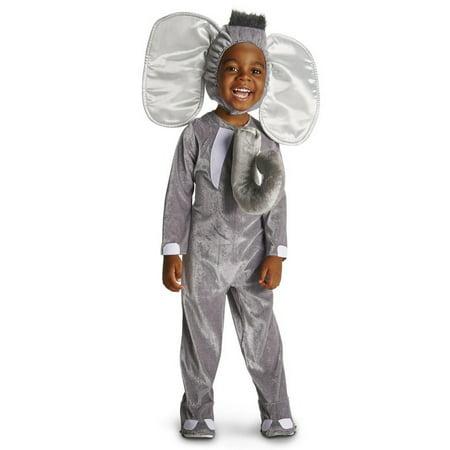 Elephant Dress Up Costume (elephant prince toddler dress up costume)