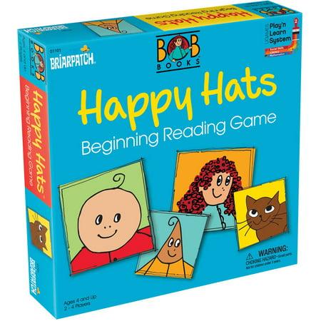 BOB Books Happy Hats Game - Happy Halloween Math Games