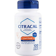 Chewable Calcium Citrate