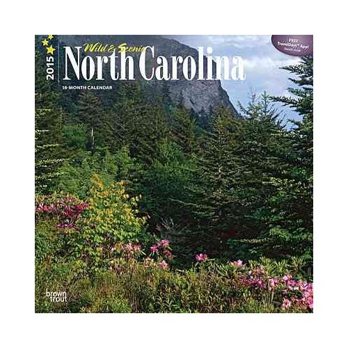 Wild & Scenic North Carolina 2015 Calendar