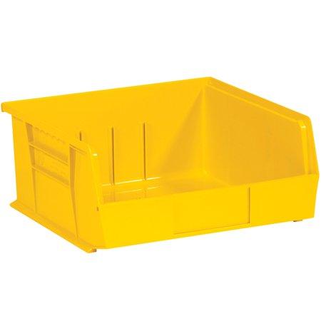 Box Partners Plastic Stack & Hang Bin Boxes 10 7/8