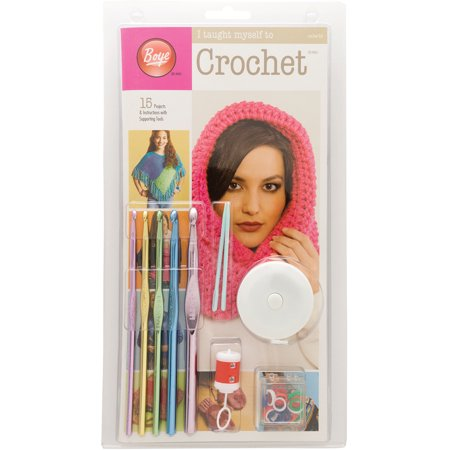 Crochet Yarn Walmart : Taught Myself To Crochet - No DVD- - Walmart.com