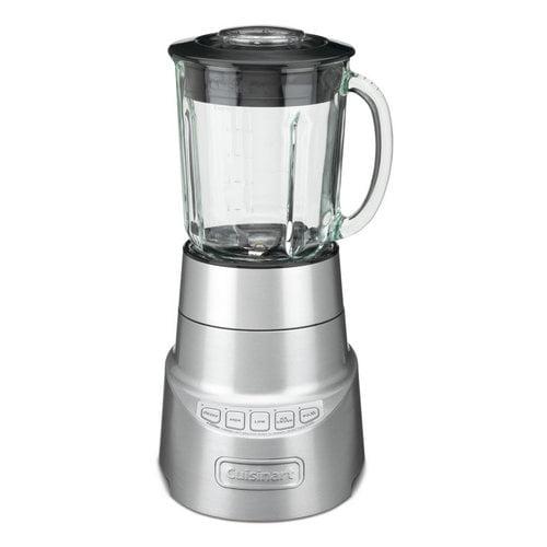 Cuisinart SPB-600 SmartPower Deluxe Die Cast Blender, Stainless (Refurbished)
