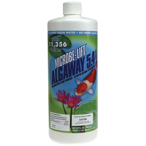 Ecological Laboratories Microbe Lift Algaway 5.4 Algaecide