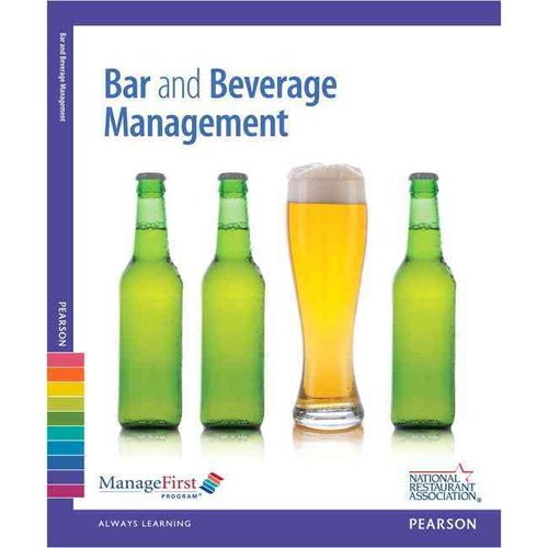 Bar and Beverage Management: With Examination Answer Sheet