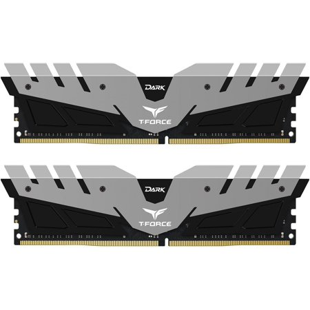 High Performance gaming products from TeamGroup 14 DARK GRAY, 16GB (2 x 8GB) DDR4-3000 MHz Desktop Memory RAM, Timing CL16-18-18-38, Voltage
