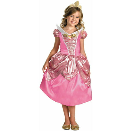 Aurora Lamᅢᄅ Deluxe Child Halloween Costume