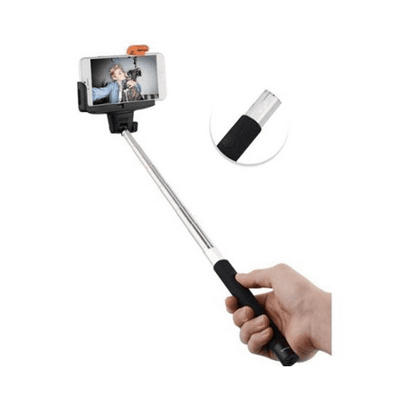bluetooth remote handheld monopod selfie stick. Black Bedroom Furniture Sets. Home Design Ideas