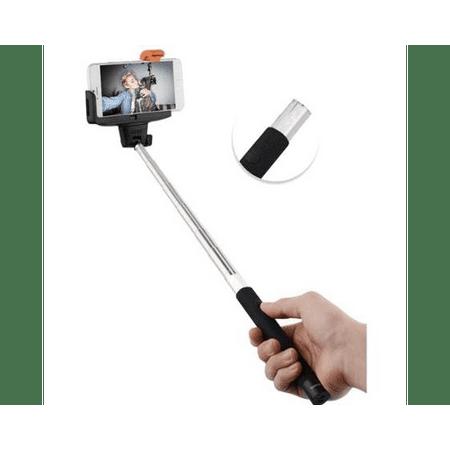 bluetooth remote handheld monopod selfie stick. Black Bedroom Furniture Sets. Home Design Ideas