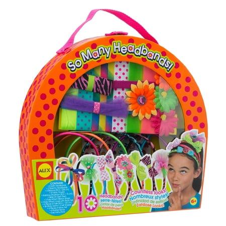 ALEX Toys DIY Wear So Many Headbands (Headband Kit)