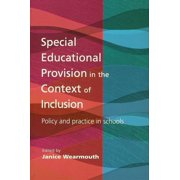 Special Educational Provision in the Context of Inclusion - eBook