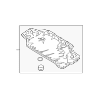 Genuine OE Porsche Oil Pan 946-107-015-31