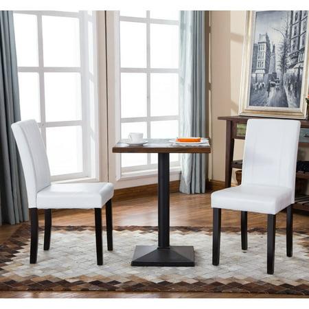 Roundhill Furniture Urban Parson Chair (Set of 2) ()