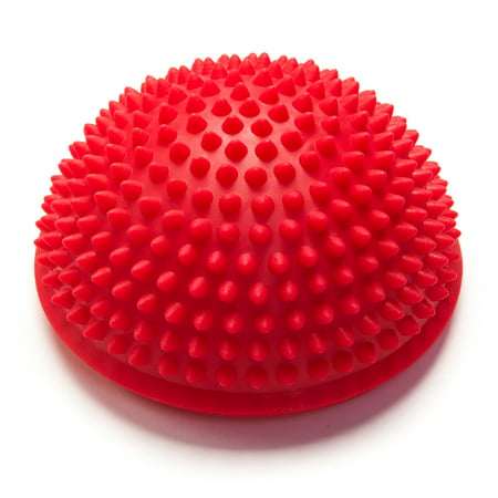 Black Mountain Products Balancing Exercise Stability Pods, Red