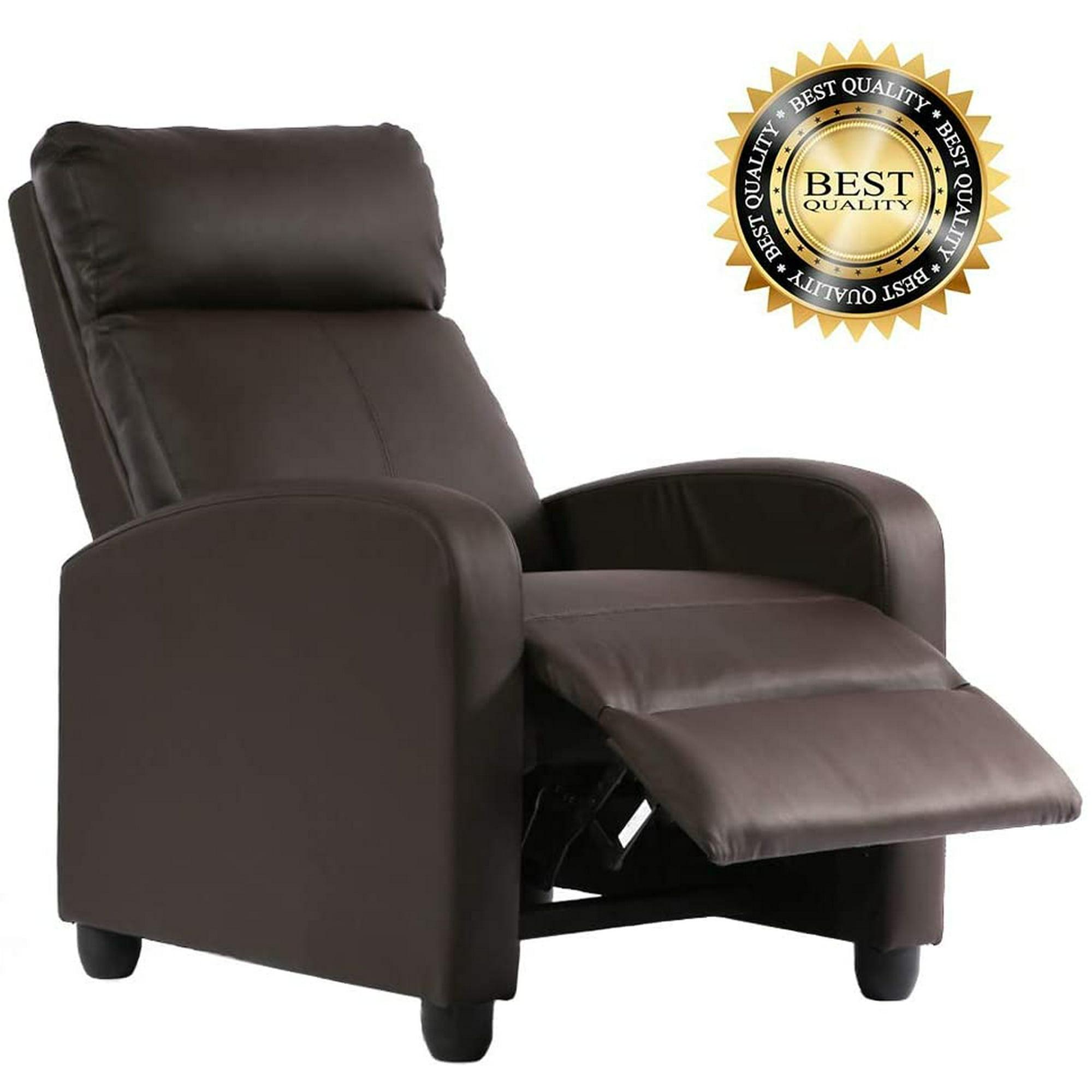 Recliner Sofa Wingback Chair