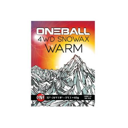 One Ball Jay 4WD Snowax Warm - 60g - - One Ball Jay Stomp Pad